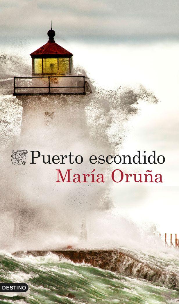 Puerto escondido. María Oruña